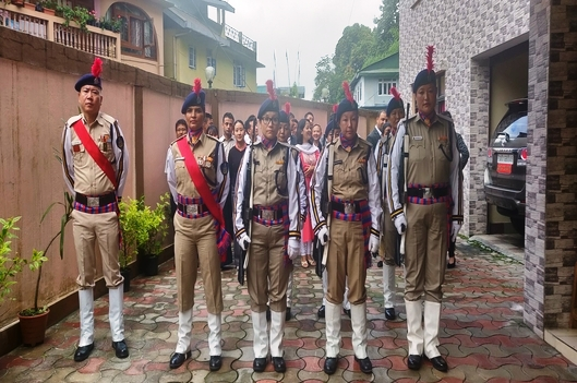 Celebration of Independence Day on 15th August, 2019
