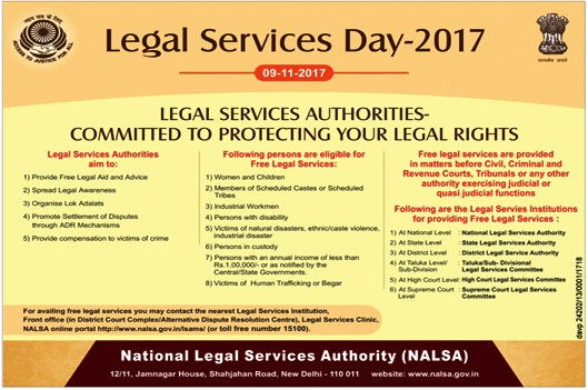 LEGAL SERVICES DAY-2017