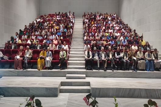 Sensitization Programme for creating awareness of the rights and entitlements of the Senior Citizens under NALSA (Legal Services to Senior Citizens) Scheme, 2016 and on NALSA (Legal Services to the Mentally Ill and Disabled Persons) Scheme, 2015 on 1st October, 2019 at the Sikkim Judicial Academy, Sokeythang, East Sikkim