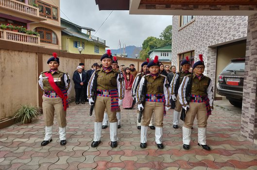 Celebration of Republic Day on 26th January, 2019