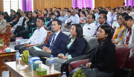 Registration of Marriages for different Religious Communities in Sikkim held at Gyalshing, West Sikkim on 10th June, 2017